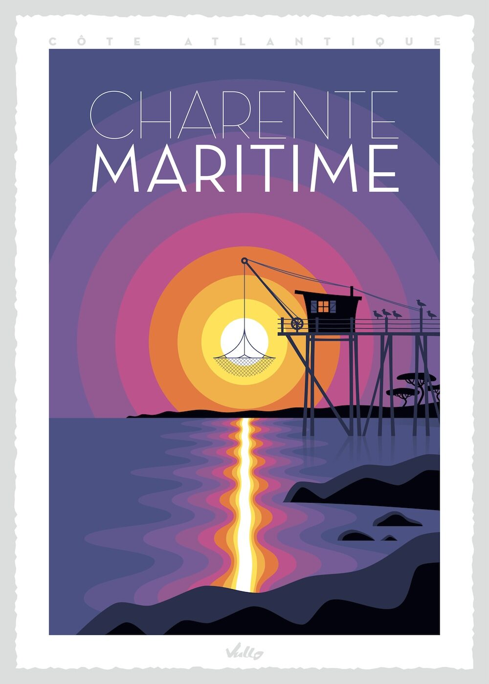 Charente-Maritime poster