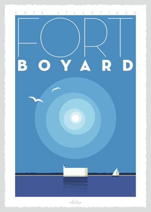 Affiche Fort Boyard