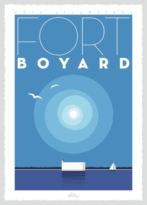 Fort Boyard poster