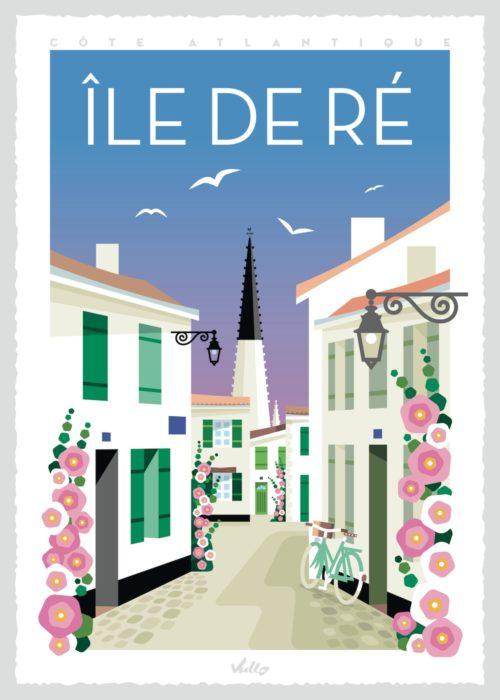 Île de Ré poster