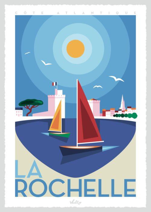 Affiche La Rochelle 1