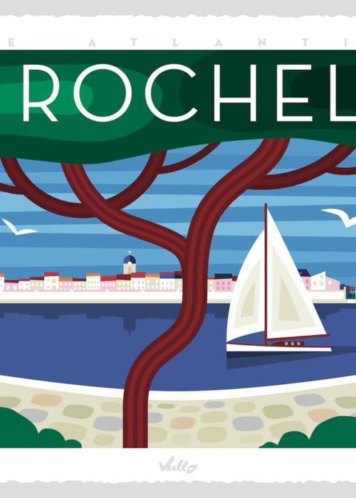 Affiche La Rochelle 2