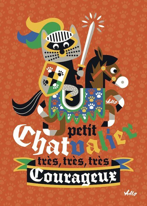 Carte postale Petit Chat...Valier