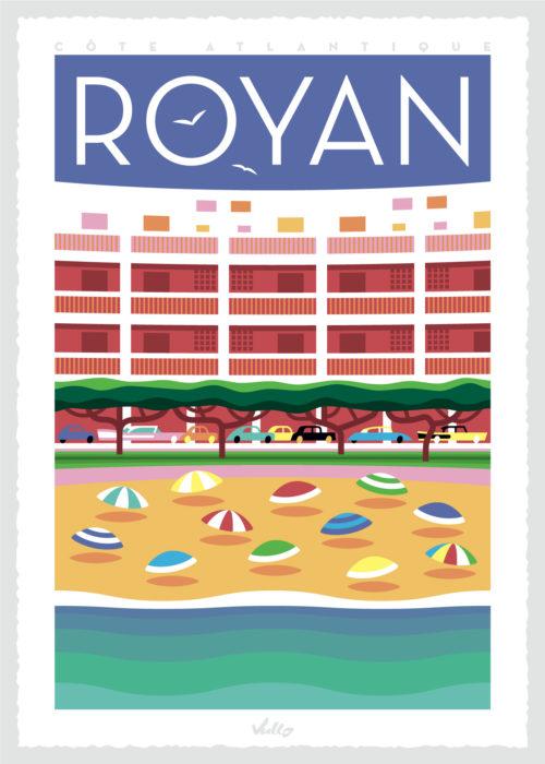 Royan poster