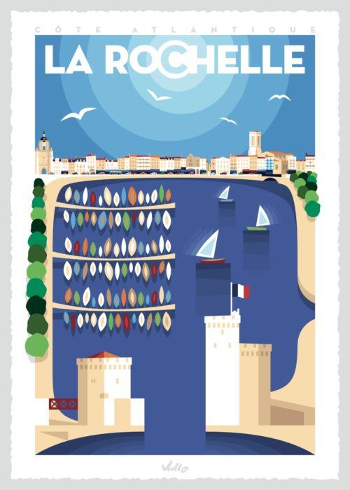 Affiche La Rochelle 3